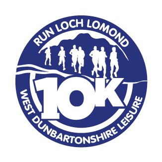 Run Loch Lomond 10K logo