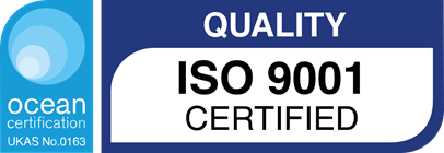 Quality ISO 9001 Certificate badge