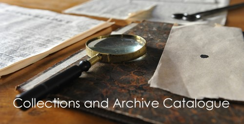 Collections and Archive Catalogue Image