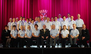 Salvation Army Civic Reception