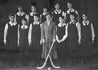 Singers Wages Dept. Hockey Team c.1917