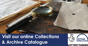 Visit our online archive  catalogue