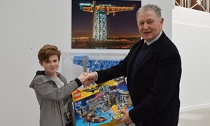 First display in new exhibition venue hailed a great success