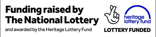 Nation Lottery Heritage Funding Logo