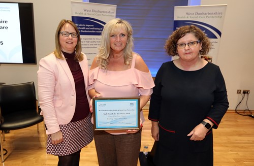 HSCP celebrate its dedicated employees | West Dunbartonshire