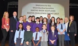 Maths Week winners