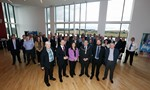 Clydebank Leisure Centre official opening (1)
